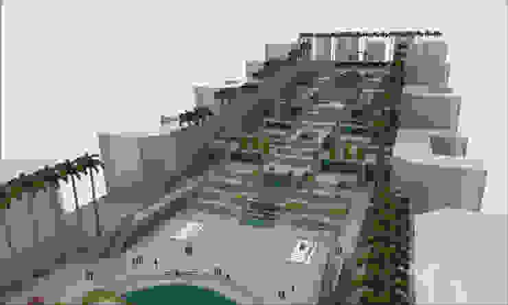 Propuesta Arquitectónica para Caracas de Urbanográfica