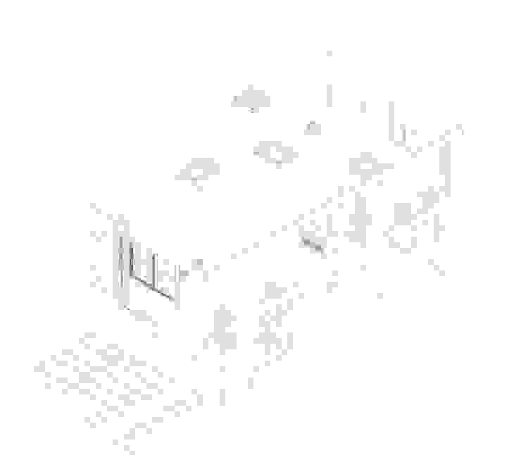 Muret Studio의 현대 , 모던