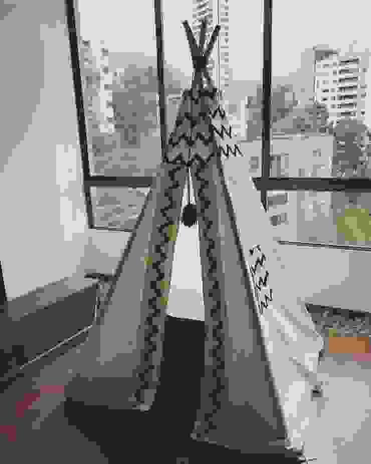 Teepee & Textiles de Maka concept Moderno