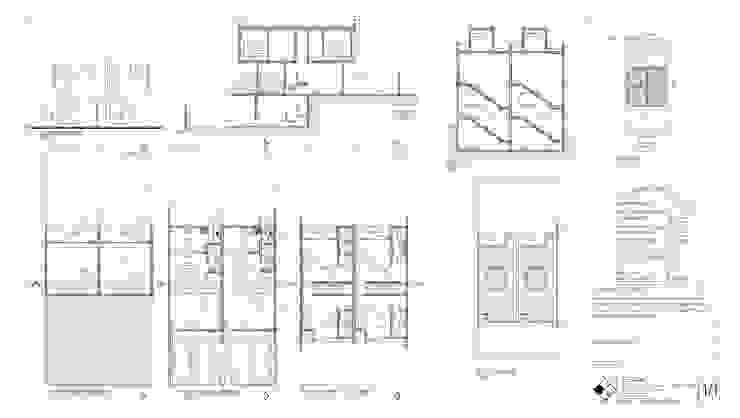 Residência geminada vale das palmeiras macaé – rj de Ian Wyatt Arquitetura Moderno