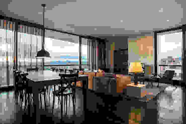 80/10 Urban Living Salas modernas de SAU Arquitectos Moderno