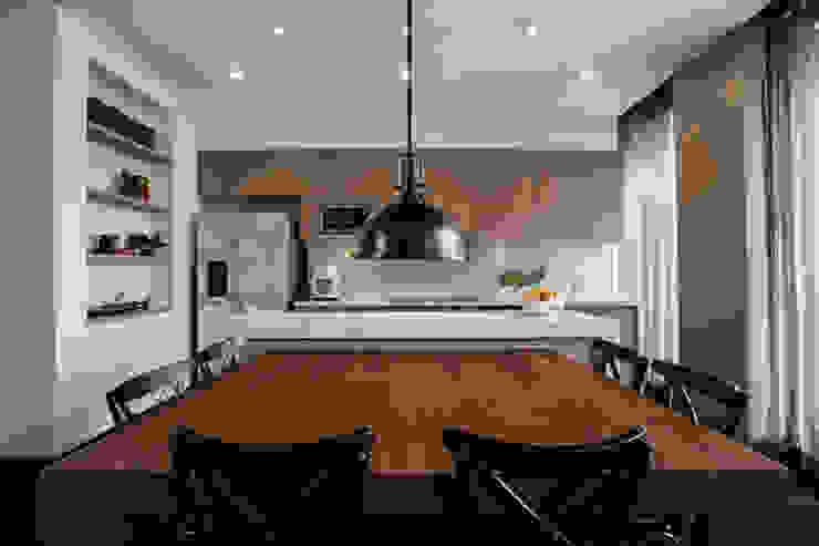 Salas de jantar modernas por SAU Arquitectos Moderno