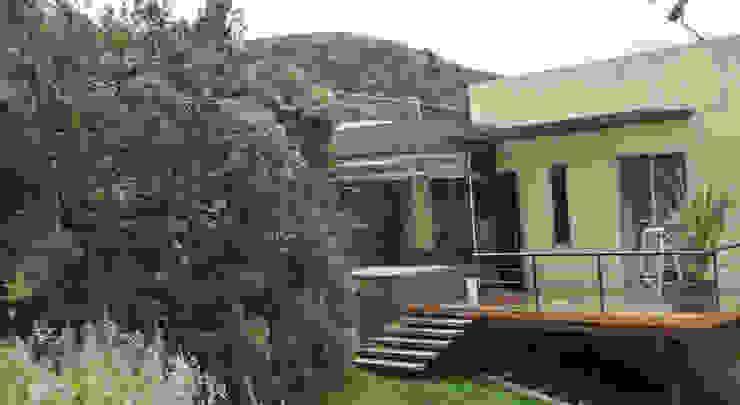 Casa Riveros Casas modernas de Arquitectura MGC Moderno
