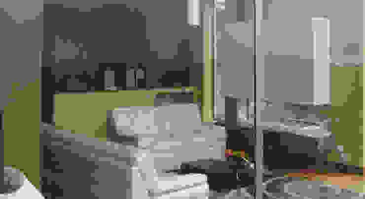 Casa Riveros Salas modernas de Arquitectura MGC Moderno