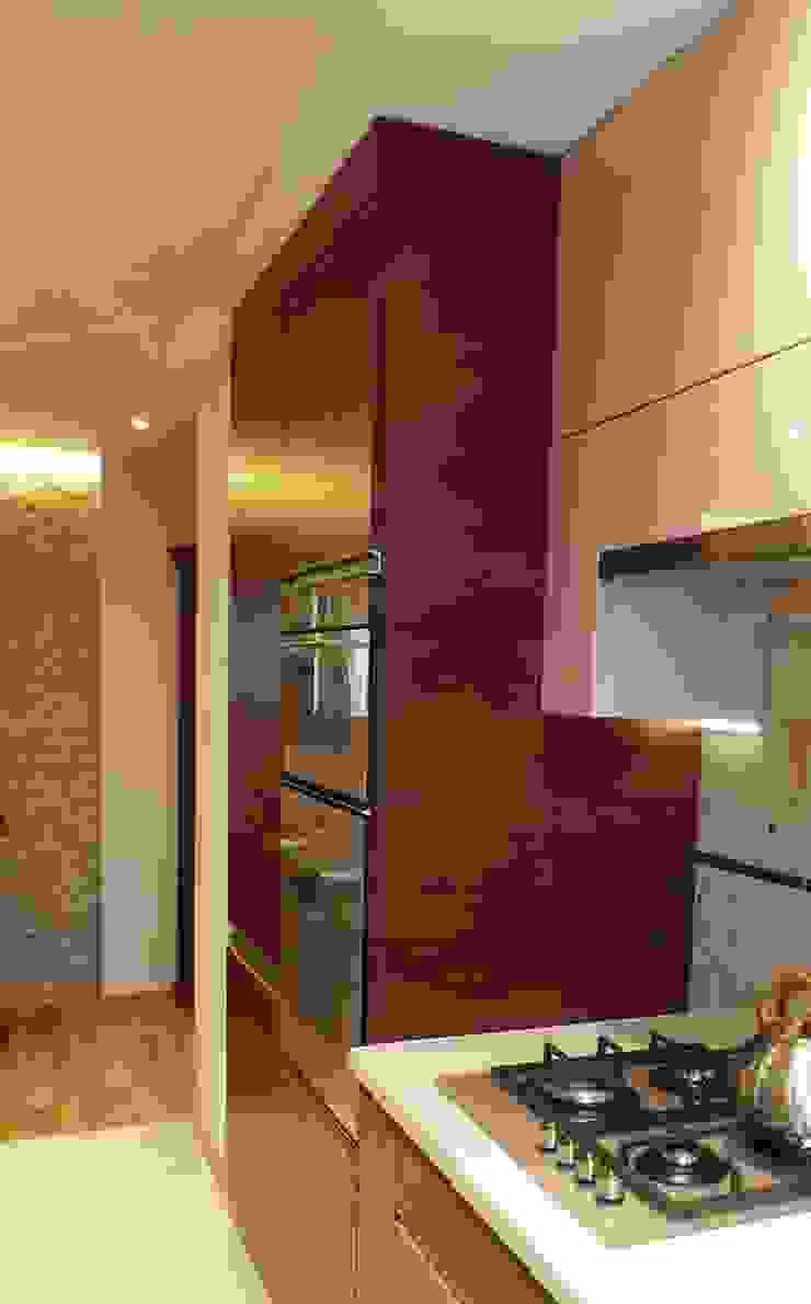 Cocinas de estilo moderno de Hamerla Design Moderno