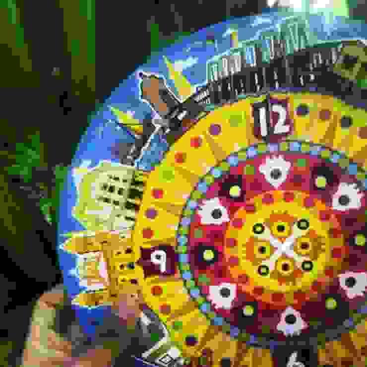 Relojes :  de estilo tropical por Hornocity store, Tropical
