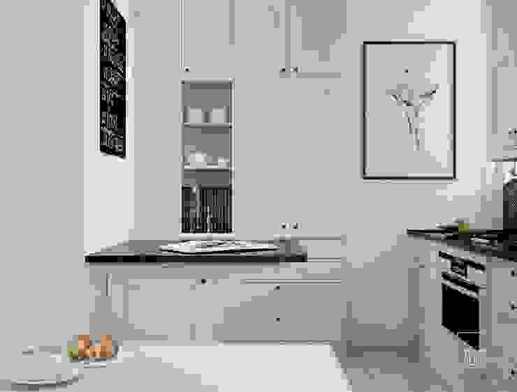 Kuchnia - Szwecja od Zeler Design