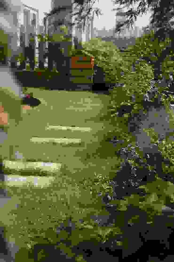 에일린의 뜰 모던스타일 정원 by 푸르네 모던