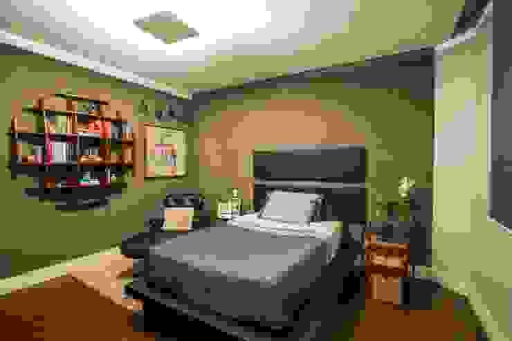 Suite Rapaz: Quartos  por Piloni Arquitetura