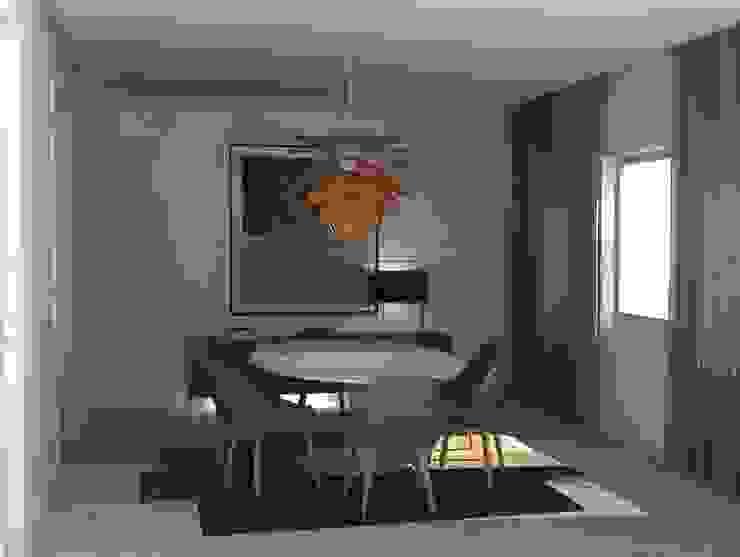 DINNING ROOM Salas de jantar ecléticas por Santiago | Interior Design Studio Eclético