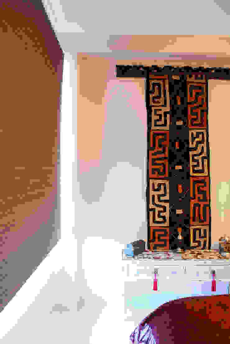 Expresión congoleña Diseñadora Lucia Casanova DormitoriosAccesorios y decoración