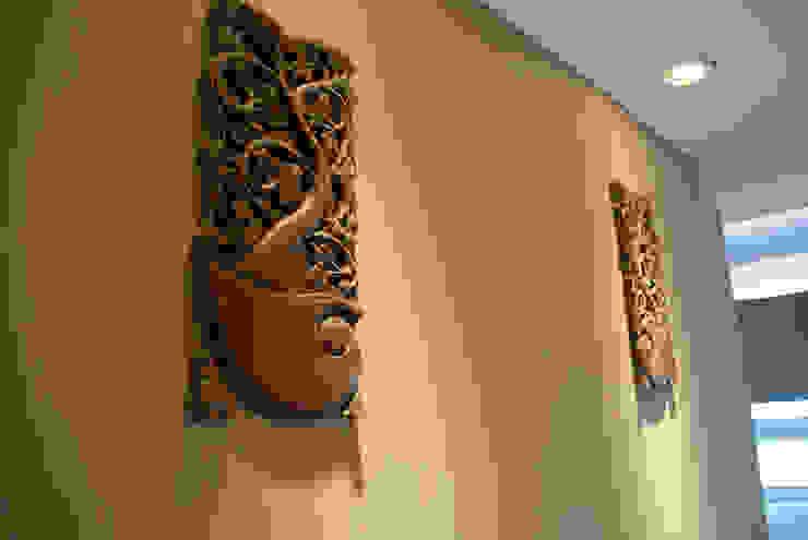 El árbol de la vida Diseñadora Lucia Casanova Vestíbulos, pasillos y escalerasAccesorios y decoración