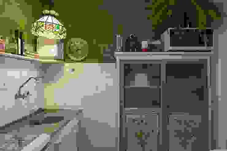 Cocinas de estilo  por Piloni Arquitetura,