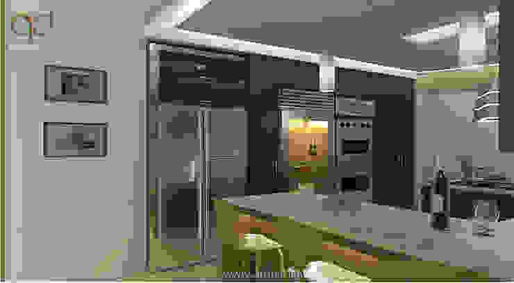 Proyectos Arquitdigital Cocinas de estilo moderno