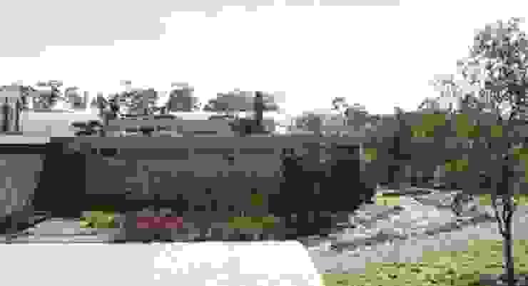 Proyectos residenciales Jardines de estilo moderno de MU paisajistas Moderno