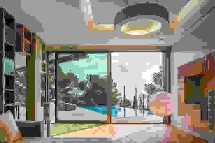 Casas modernas por Simon Garcia | arqfoto Moderno
