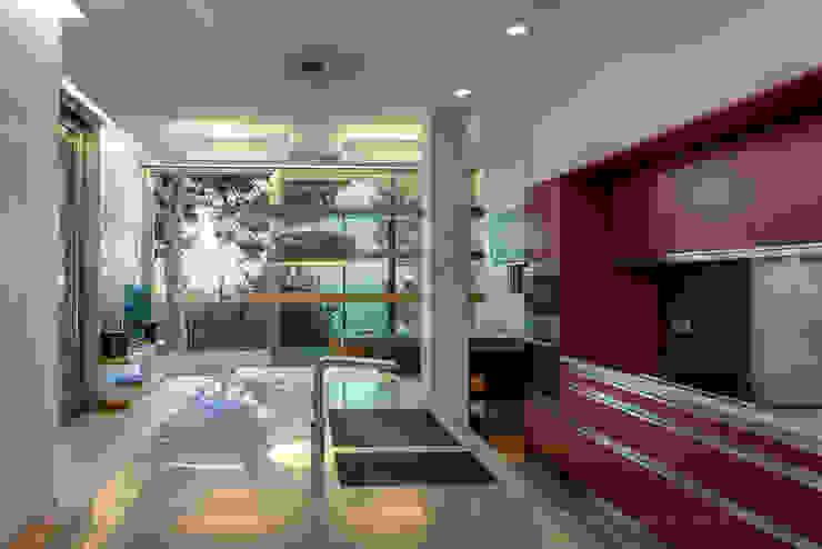 Casa Llorell Casas de estilo moderno de Simon Garcia | arqfoto Moderno