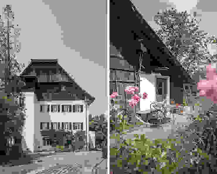 Objekt 223 / meier architekten meier architekten zürich Rustikale Häuser Holz