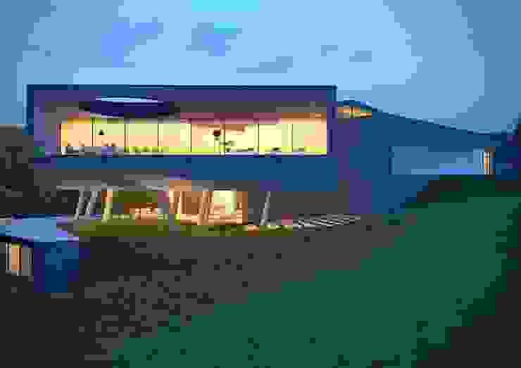 Архитектура Вилла Condor Дома в стиле минимализм от A-partmentdesign studio Минимализм Бетон