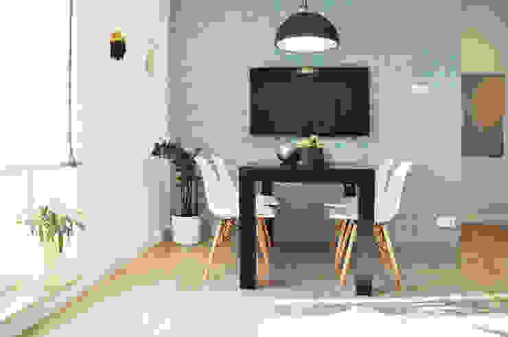 Modern Living Room by Nidus Interiors Dominika Wojciechowska Modern
