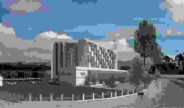 by Mas Arquitectura Hospitalaria S.A.S-