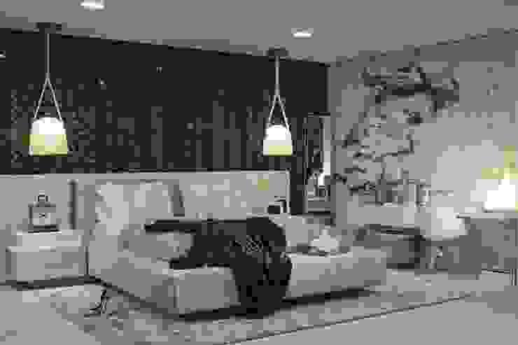 GALERÍA Dormitorios de estilo moderno de udesign 2008, s.l Moderno