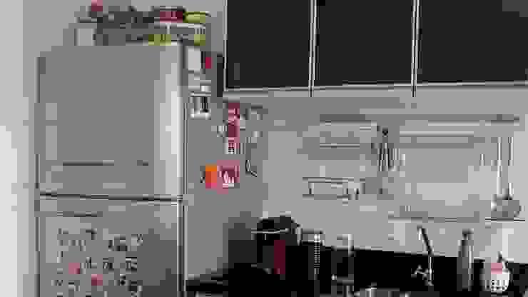 Apartamento Mogi Cozinhas modernas por NAP arquitetura Moderno