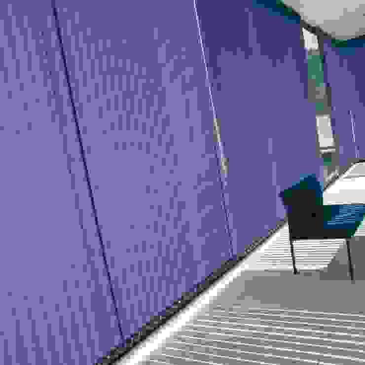 Salones de estilo moderno de Decoespacios Moderno