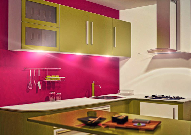 Moderne Küchen von Laboratorio 3d Modern