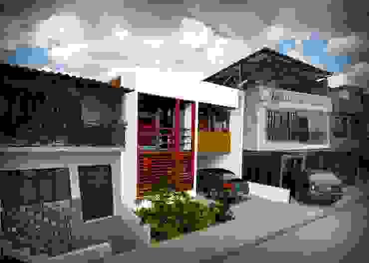 Trabajos realizados Casas modernas de Jesús Ospina Arquitecto Moderno