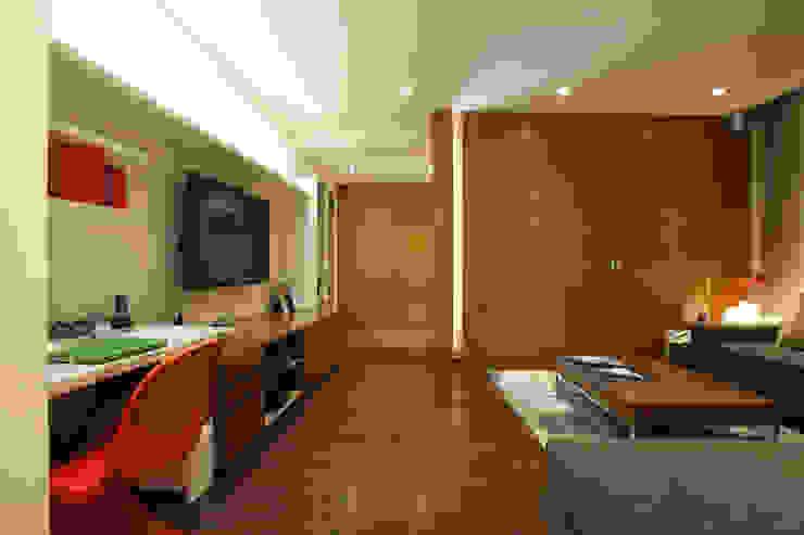 모던스타일 미디어 룸 by ARCO Arquitectura Contemporánea 모던