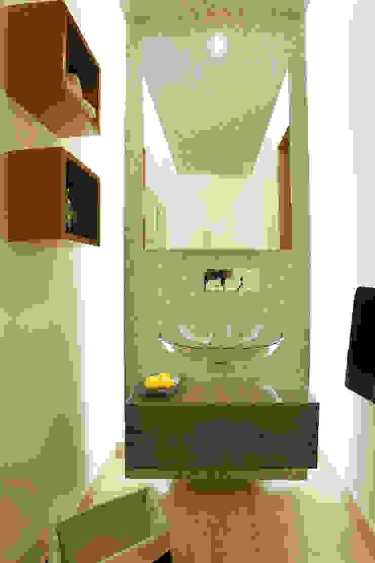 모던스타일 욕실 by ARCO Arquitectura Contemporánea 모던