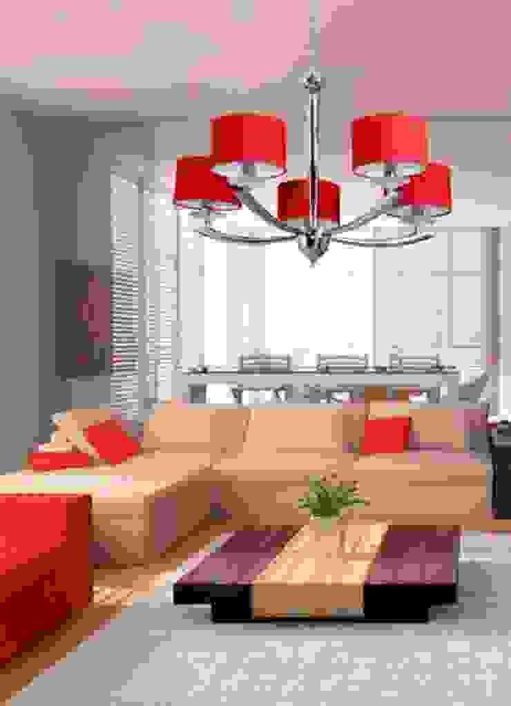 Angelo Luz + Diseño 客廳照明 Red