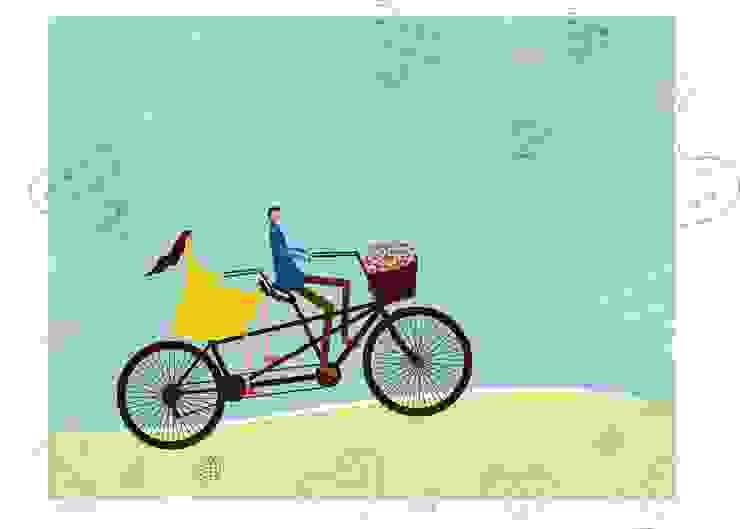 Bike Deco Cuadros de Bike Deco Moderno