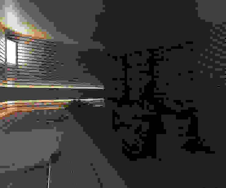 Minimalist spa by A-partmentdesign studio Minimalist Wood Wood effect