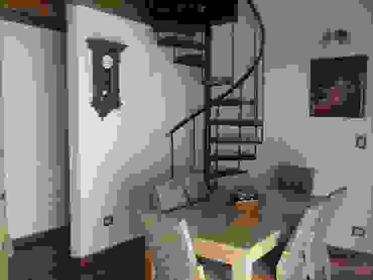 Столовая комната в стиле модерн от MFL Модерн