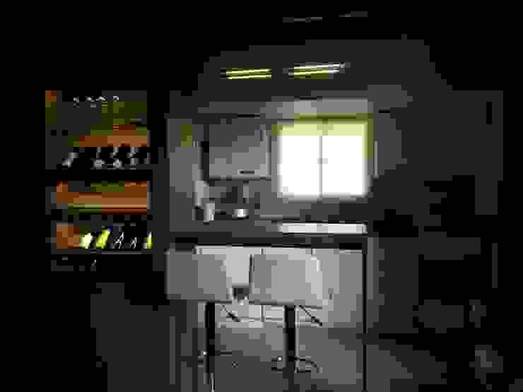 Muebles para Loft de dis.noeliabeltrame Moderno