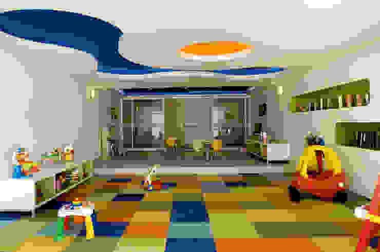 Skyview Ejercito Dormitorios infantiles modernos de ARCO Arquitectura Contemporánea Moderno