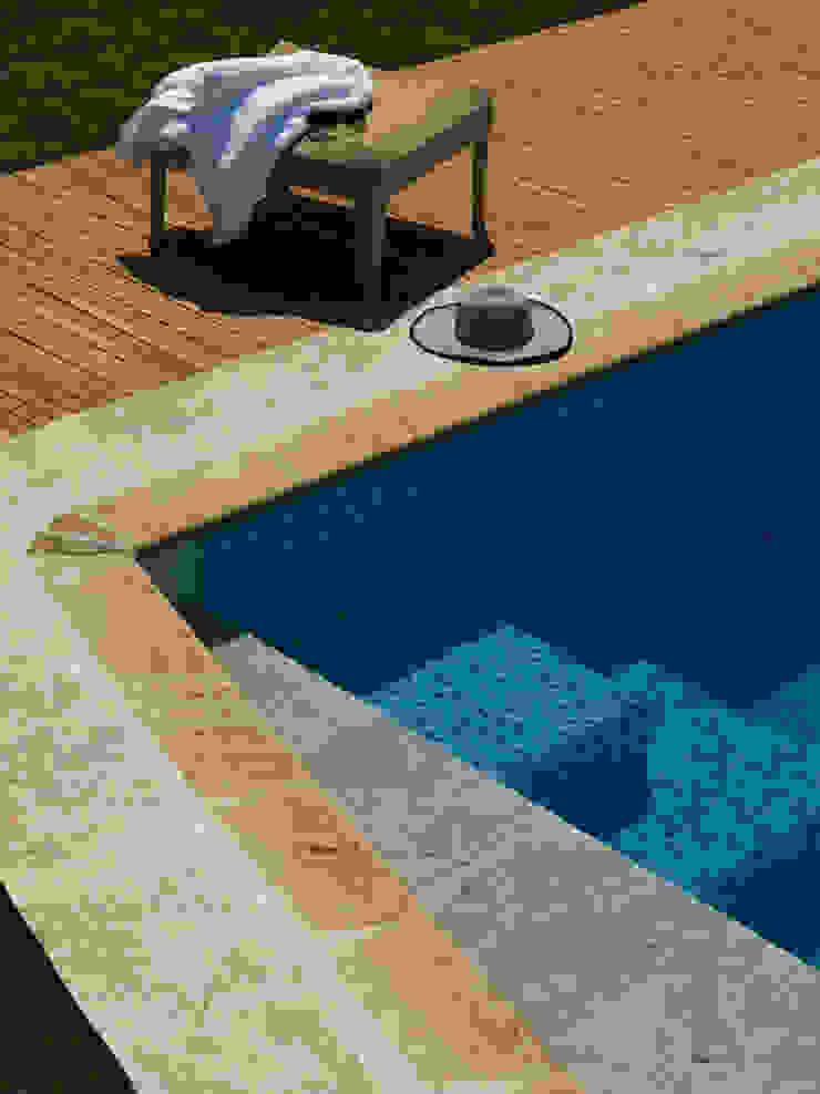 CASA BARBATUSCOS Piscinas de estilo moderno de Terra Arquitectura Moderno