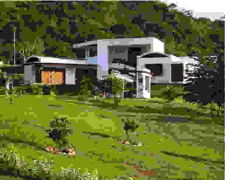 CASA BARBATUSCOS Casas modernas de Terra Arquitectura Moderno