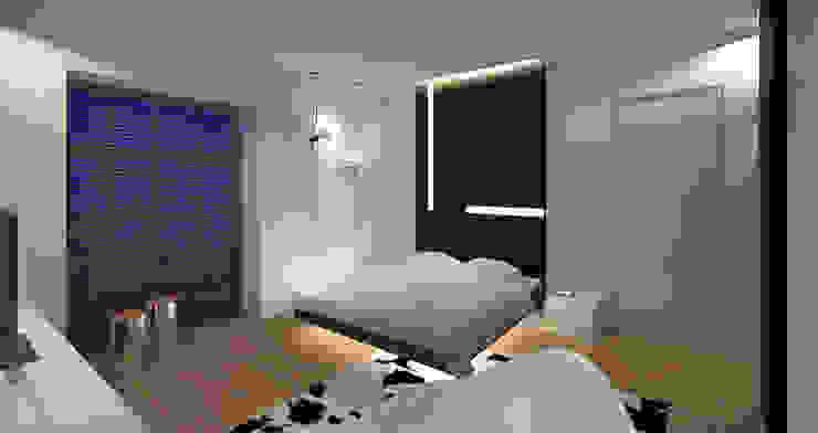 من A-partmentdesign studio تبسيطي الخشب هندسيا Transparent