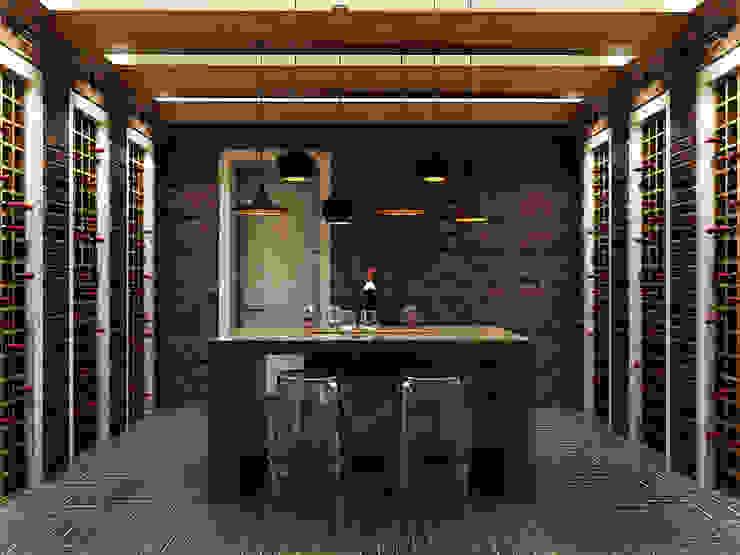 by A-partmentdesign studio Minimalist Bricks