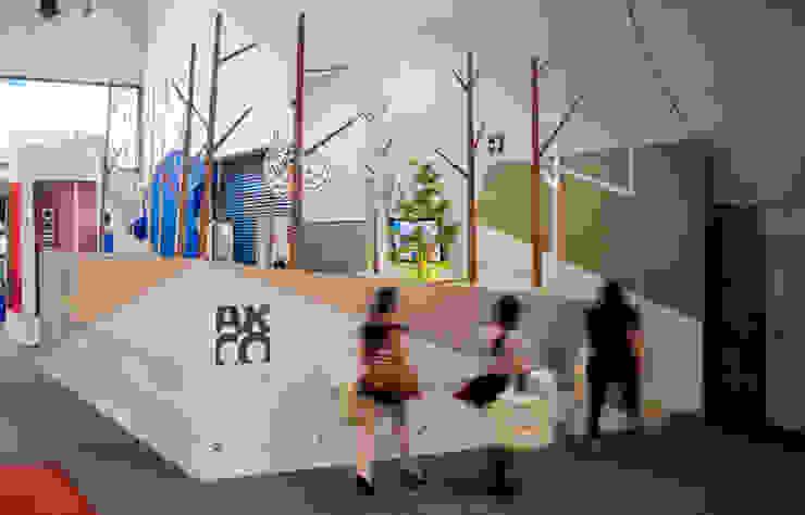 Pabellon Tendencias Elemento Tierra Casas modernas de ARCO Arquitectura Contemporánea Moderno