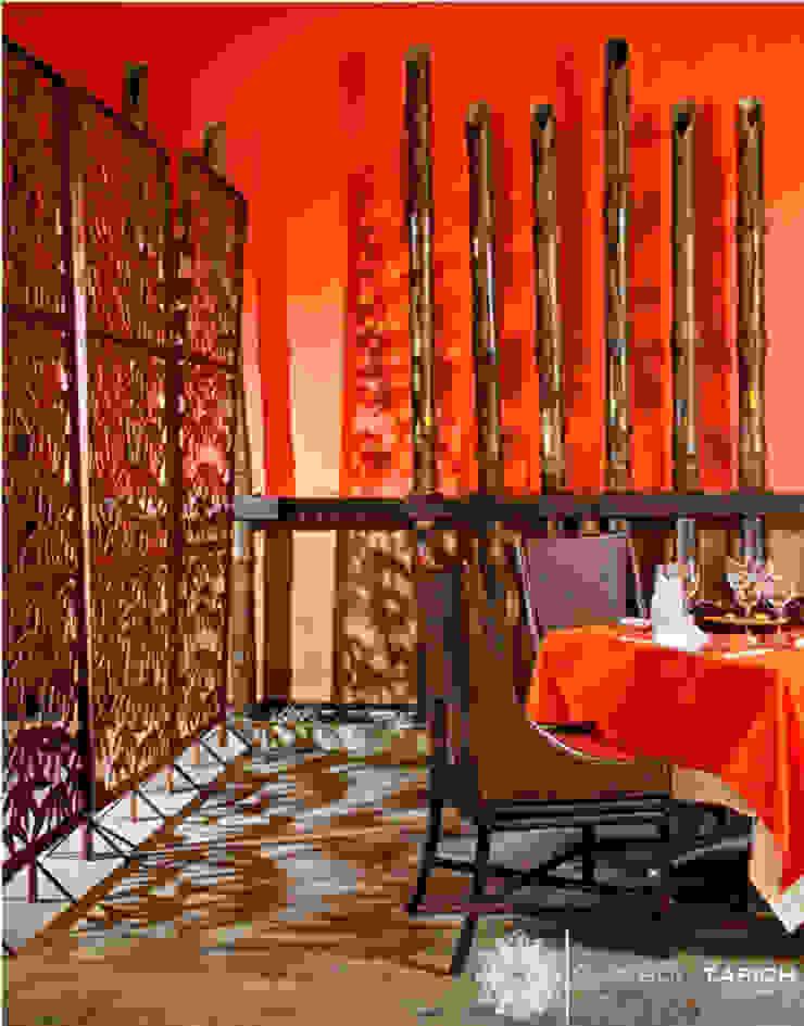 HOTEL NH EL EDEN PUNTA CANA por Marisol Tafich Hoteles de estilo asiático de Marisol Tafich Asiático