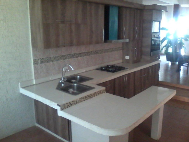 Kitchen by cocina Shay