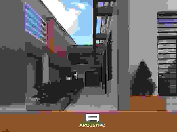 by ARQUETIPO, DISEÑO & ARQUITECTURA SAS Modern