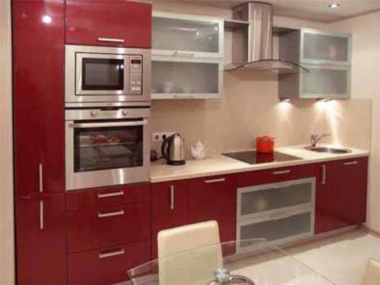 Modern kitchen by Exdema Antares C.A Modern