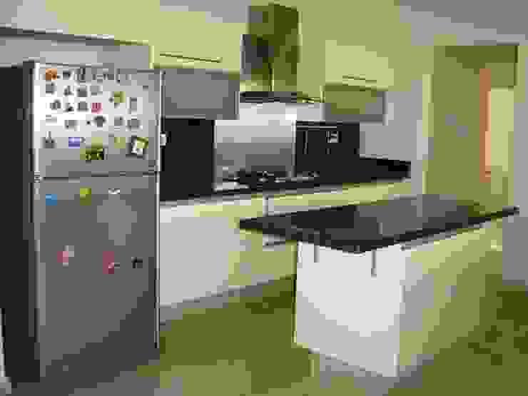 Cocina integrada Cocinas modernas de Diseños & cocinas integrales - Divicocinas Moderno