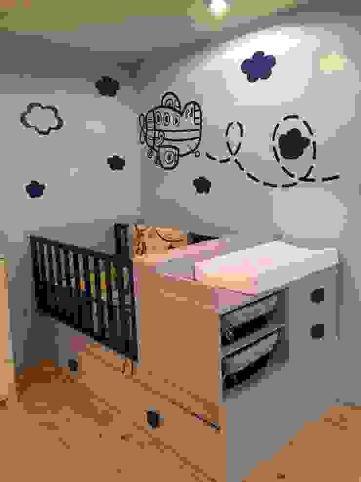 Dormitorios para niños crescere Cuartos infantiles de estilo clásico