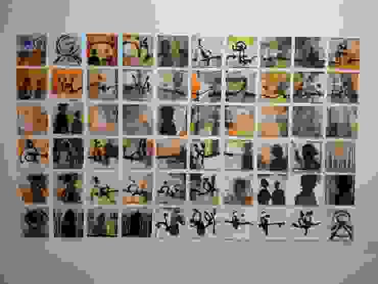 Muestras de arte Espacio Mínimo Galería ArtePiezas de arte
